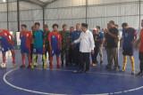 PON Papua-Tim futsal Maluku Utara targetkan medali di PON Papua
