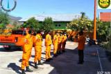 Tim Rescue Basarnas Maumere cari korban bencana Ngada
