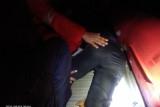 ABK Nusa Wangi dihantam jangkar kapal hingga wajahnya robek