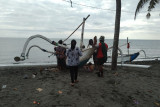 Dua nelayan asal Mataram alami mati mesin di perairan Lombok Utara