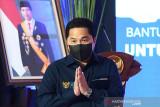 Erick Thohir: Perampingan jumlah BUMN tak hilangkan 'job creations'