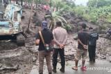 Lima rumah di Kabupaten Ngada tertimbun longsor