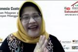 Dirkeu Keuangan MSDM dan Umum ANTARA jadi narsum webinar Sakasakti TV