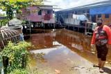 Palangka Raya waspadai banjir akibat kenaikan debit air sungai