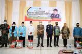 Pemprov Sumsel salurkan bansos  lima ton beras untuk warga Pagaralam