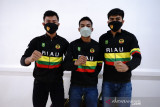 Dua bersaudara atlet sepatu roda Siak perkuat Tim Riau di PON Papua