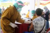 Tim Penggerak PKK Kulon Progo menyelenggarakan vaksinasi bagi disabilitas