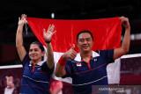 Leani berterima kasih kepada Presiden  Jokowi sudah setarakan atlet disabilitas