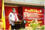 Anggota DPR-RI Arteria Dahlan sosialisasikan Empat Pilar Kebangsaan di UNP
