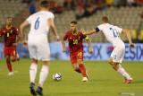 Belgia menggasak Republik Ceko tiga gol tanpa balas