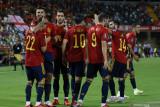 Spanyol gulung Georgia 4-0