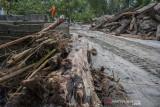 Banjir Bandang Susulan di Desa Rogo