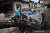 Korban Banjir Bandang Susulan Desa Rogo