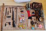 Yonif Para Raider 501/BY sita senjata api di Bugapa Intan Jaya Papua