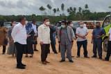 Kejari memberi pendampingan hukum pembangunan pelabuhan rakyat di Busel
