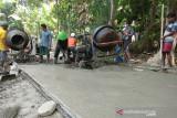 Proyek padat karya infrastruktur Bantul sasar 103 lokasi