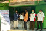 SG salurkan 2.000 paket sembako bagi warga terdampak COVID-19 di Rembang