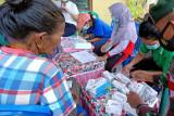 Satgas periksa kesehatan lansia di perbatasan RI-Timor Leste
