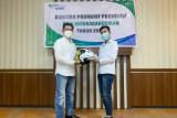 BPJAMSOSTEK  beri bantuan promotif preventif pekerja di kota Palu