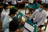 Pelajar di Banjarnegara peroleh kemudahan pemeriksaan kesehatan