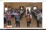 Bupati Mesuji buka kegiatan Latsar CPNS Angkatan III, IV, dan V tahun 2021