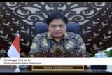 Menko Airlangga: Jumlah vaksinasi COVID-19 Indonesia peringkat ke-6 dunia