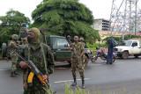 Junta militer tidak izinkan Presiden Alpha Conde tinggalkan Guinea