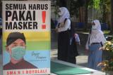 Sekolah di Padang mulai tatap muka 4 Oktober 2021