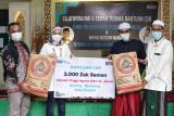 SIG bantu 2.000 sak semen untuk pembangunan STAI Al-Anwar Rembang