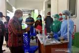 Vaksinasi dosis III nakes di Kota Kupang capai 62 persen
