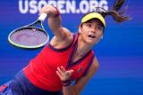Emma Raducanu melaju di US Open