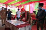 Bupati Lampung Barat resmikan UPT Puskesmas Batu Ketulis