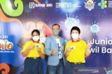BRI vaksinasi 2.500 pelajar di Palangka Raya