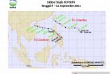 BMKG: Bibit siklon 92W menjauh masih berdampak hujan di Indonesia