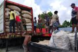 Biak kirim 15 ton jahe ke pasar Kota Jayapura