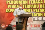 Kemenkumham Kalteng perkuat pengelolaan SPPT-TI pemasyarakatan