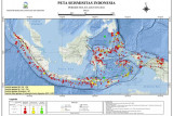 BMKG: Selama Agustus 2021 terjadi 807 kali gempa tektonik di Indonesia