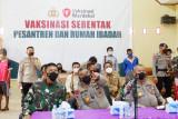 Vaksinasi Merdeka di Sulawesi Barat targetkan 45 ribu orang