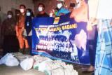 Korban puting beliung terima bantuan dari Pemkab Lampung Timur