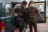 Sidang Lanjutan Korupsi Masjid Raya Sriwijaya