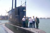 TNI AL mendorong percepatan penyelesaian Kapal Selam KRI Cakra-401