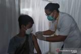 35 persen anak usia 12-17  tahun di Kota Mataram sudah divaksinasi