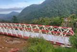 Kementerian PUPR sedang rampungkan tahap akhir pembangunan Jembatan Palopo Sulsel