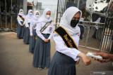 Angka penularan COVID-19 di Indonesia sudah menurun mendekati standar aman WHO