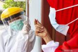 Kasus COVID-19 aktif Indonesia turun 4.097 kasus menjadi 60.969 pasien yang masih dirawat