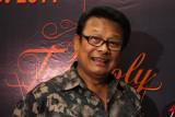 Penyanyi senior Koes Hendratmo meninggal dunia