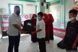 PT Semen Padang salurkan ini untuk 70 pelajar kurang mampu di Teluk Bayur