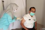 Tinggal sebanyak ini, persediaan vaksin COVID-19  di Kabupaten di Agam