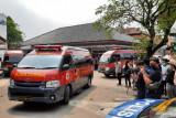 41 Jenazah korban kebakaran LP Tangerang dipindah ke RS Polri