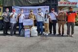 BRI salurkan bantuan sembako bagi korban banjir di Katingan